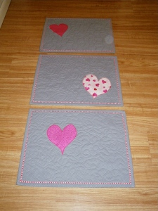 three hearts for my three kiddos